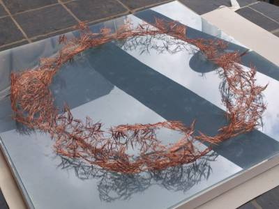 """Ouroborus"" at Absa atelier 2014, Top 100"